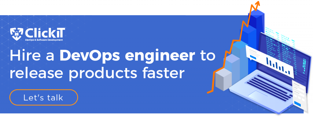 hire a devops engineer to release products faster